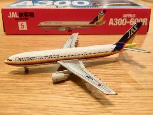 デアゴスティーニ 第5号 A300